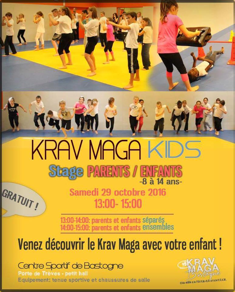Stage Octobre 2016 Parents-Enfants